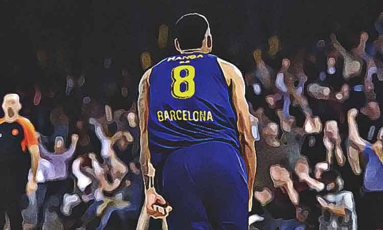 Barcelona basket