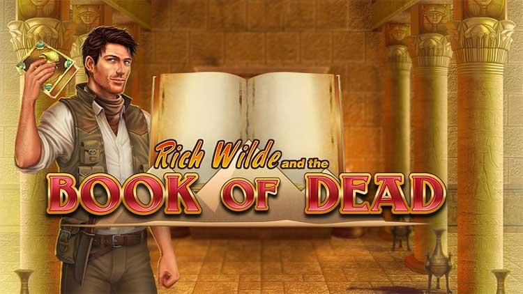 Book of Dead - Stoiximan