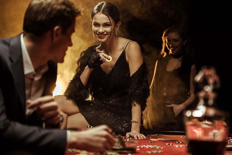 Γυναίκα καζίνο
