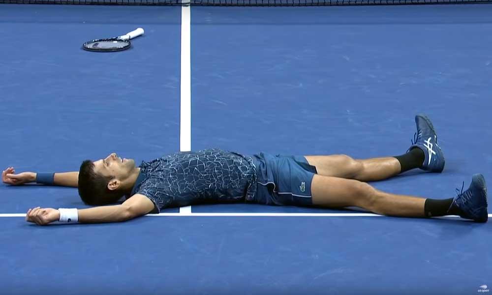 Τζόκοβιτς US Open