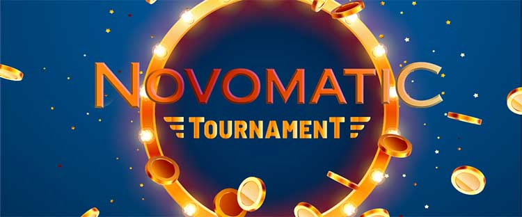 novomatic tournament