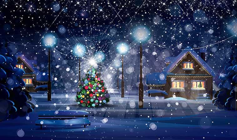 Καλά Χριστούγεννα με υγεία, αγάπη, χαρά για όλους!